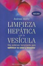 Limpieza Hepática y de la Vesícula Vol. 2 by Andreas Moritz (2011, Paperback)