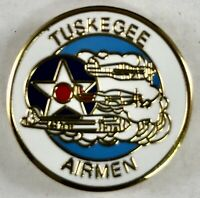 Tuskegee Airmen Lapel Pin, Red Tails, WWII Aviation LP-0101