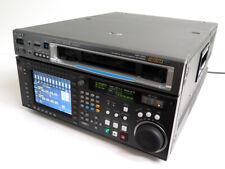 Sony SRW-5800 HDCAM SR recorder w/ 3 options HKSR-5803HQ 4:4:4 880Mbps 5802 5001