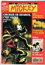 LE JOURNAL DE MICKEY n°2107 ¤ 1992 ¤ PICSOU / LYCEE ALPIN