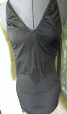 Women's Black Sexy Halter Style Intimates Dress Nighty Size S