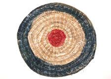 Strohzielscheibe Ø65cm - für Compound / Recurve Bogensport Bogen Zielscheibe