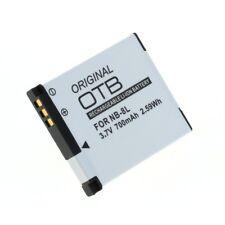 Original OTB Accu Batterij Canon PowerShot A2200 - Akku Battery Batterie NB-8L