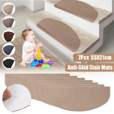 Anti-Skid Strip Mats Non-slip Carpet Stair Treads Step Rug Protection