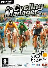 JEU PC DVD ROM../...PRO CYCLING MANAGER....SAISON 2008......