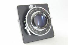 Yamasaki C Congo 150mm f/4.5 f 4.5 Lens w/ Copal No.1 from Japan *815