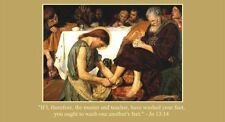 Corporal and Spiritual Works of Mercy  (wallet size)