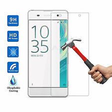 100% Genuine Tempered Glass Film Screen Protector For Sony Xperia XA F3111 F3113