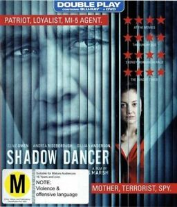 Shadow Dancer (Blu-ray Only, 2013, 1-Disc Set)*Terrific Condition*Clive Owen