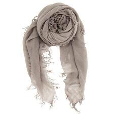 CHAN LUU NEW Beautiful Cinder CASHMERE & SILK SOFT SCARF Shawl Wrap