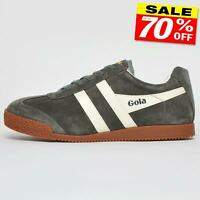 Gola Classics Harrier Suede Men's Causal Vintage Retro Trainers UK 7 Only