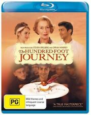 The Hundred-Foot Journey (Blu-ray, 2015)