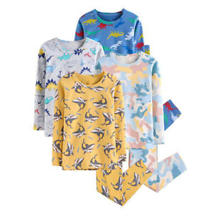 Baby Pajamas Set Toddler Sleepwear Little Boys' Clothes Kids 2 Piece Snug fit PJ