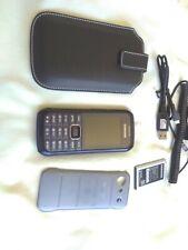 Samsung  B550H , Black/ grey, grade B, ( unlocked).