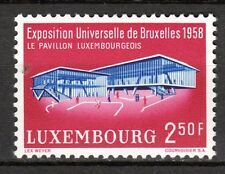 Luxembourg - 1958 Expo Brussels - Mi. 582 MNH