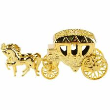 Carriage Candy Sweet Box Case Chocolate Gift Birthday Party Wedding-Decorat K5C6