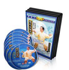 Chen Style New Frame Taijiquan (Actual Combat Method) by Zhang Zhijun 6Dvds