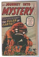 Journey into Mystery #81 (Jack Kirby) Silver Age-Atlas Comics VG  {Generations}