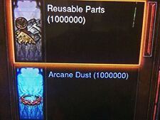 DIABLO 3 NEW HUGE BUNDLE CRAFT MATERIALS KANAI'S CUBE 1 million OF EACH XBOX PS4