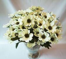 SHANS Silk Flower Artificial Home Wedding Decor Bridal Bouquet 4 bouquets