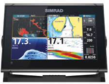 Simrad GO9 XSE Fishfinder/Chartplotter with TotalScan Transducer