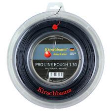 Kirschbaum Pro Line ROUGH (Black) 1.30mm/16 200m/660ft Tennis String Reel