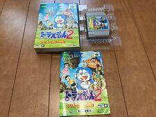 Doraemon 2 Nintendo N64 with BOX and Manual JAPAN