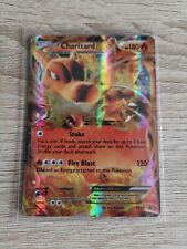 Pokemon - XY Black Star Promos - Charizard EX XY29 Mint Rare Promo ENG