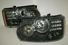 LED Bi Xenon Headlights ECU PAIR Fits Land Rover Range Rover L322 2010-