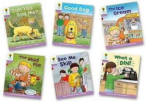 Oxford Reading Tree: Level 1+: More First Sentences C: Pack of 6 by Roderick...