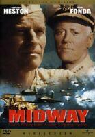 Midway (DVD, WS, 2001, Collector's Edition) Charlton Heston Henry Fonda NEW