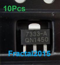 10PCS HT7333-A HT7333 3.3 V SOT-89