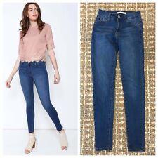 Kancan Olivia-Velila Super Skinny Mid Rise Jeans Size 25