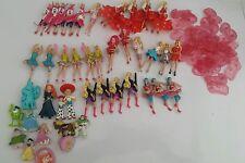 LOTTO ODL Bundle Barbie KINDER Surprise UOVO TOYS (2014) più Figure Disney