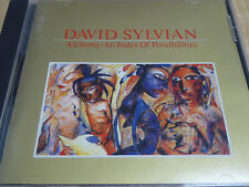 David Sylvian - Alchemy - An Index Of Possibilities JAPAN - VG++ (CD)