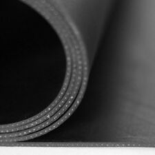 1m² Gummiplatte 2mm | NR/SBR mit Einlage | 1,20m x 0,83m | Gummimatte