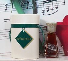 Reflexions Parfum Micro Mini 1.25 Dram By Ciro. Vintage.