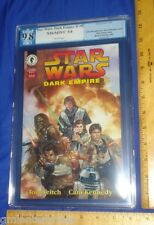 PGX 9.8 Star Wars Dark Empire II #6(Graded-White Pages)1995 1st App. Anakin Solo