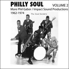 Philly Soul #2-More Philly Groups-R&B/Soul CD R-Ballads, Clarence Williams, CD-R