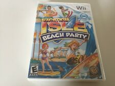 Vacation Isle: Beach Party (Nintendo Wii, 2010) Wii NEW!