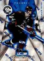 1997-98 Pinnacle Totally Certified Platinum Blue Keith Tkachuk 1935/3099 #37