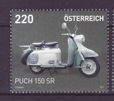 Österreich Nr.  3342 **  Motorräder  Puch 150 SR