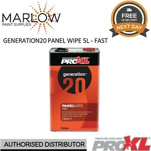 PROXL GENERATION20 PANEL WIPE DEGREASER 5L - FAST