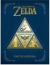THE LEGEND OF ZELDA: ENCYCLOPEDIA HC NEW DARK HORSE
