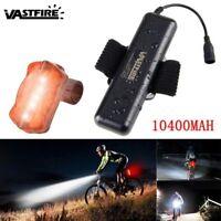 Waterproof 8.4V  Rechargeable Battery Pack Rear Lamp Fr Bike Light