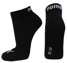 9 Paar SPARPACK PUMA Uni Quarter - Sneaker Socken Kurzschaftform - Schwarz