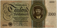 Germany 1000 Reichsmark 1924 R A0904220