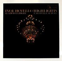 "Ivor Novello – Glamorous Night & Careless Rapture 12"" Vinyl LP FREE UK P&P"