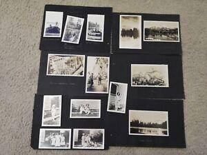 1921 Lake Chelan & Wenatchee Washington Photo Album