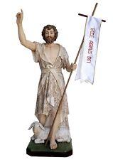 St. John Baptist Statue 3,28 Feet